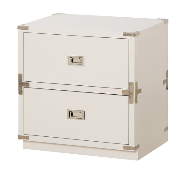 Office Star Wellington 2 Cabinet - White WEL1622-WH