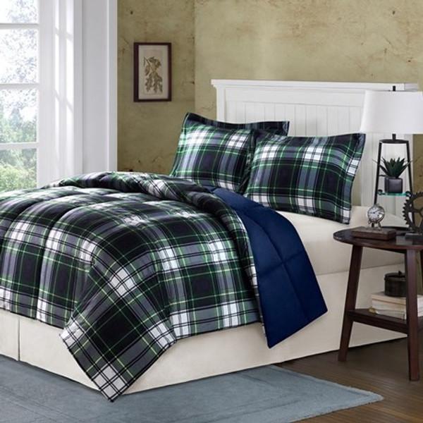 3M Scotchgard Down Alternative All Season Comforter Set -Full/Queen BASI10-0243 By Olliix