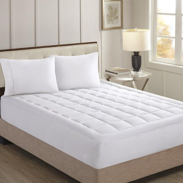Luxury Collection 1000Tc Cotton Mattress Pad -King BASI16-0310 By Olliix