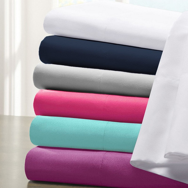 Intelligent Design All Season Wrinkle-Free Sheet Set -Twin ID20-319 By Olliix