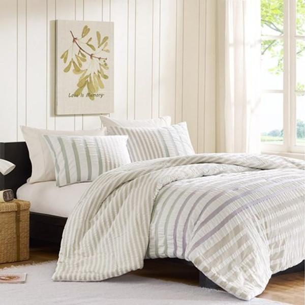 Ink Ivy Sutton Comforter Set -King II10-012 By Olliix