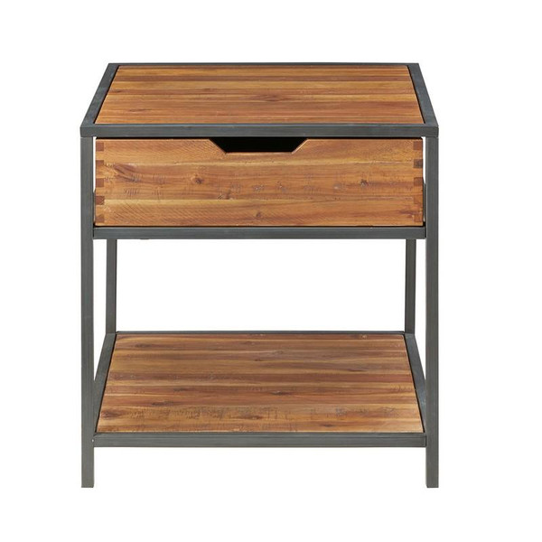 Madison Park Hudson End Table MP120-0088 By Olliix