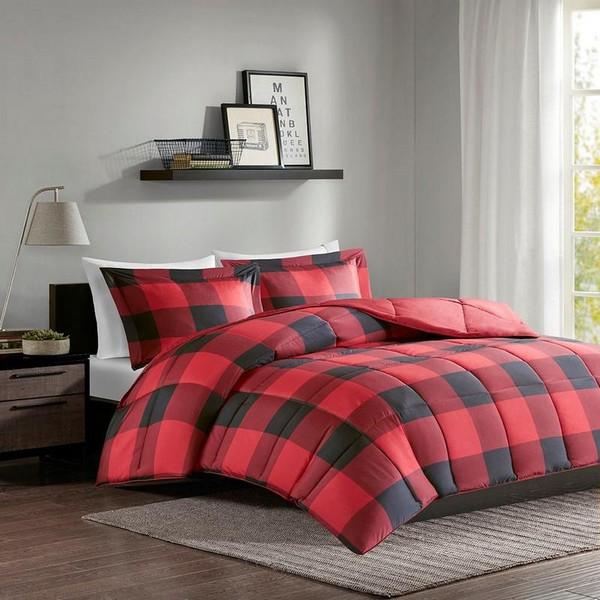 3M Scotchgard Down Alternative Comforter Mini Set -Twin/Twin Xl MPE10-555 By Olliix