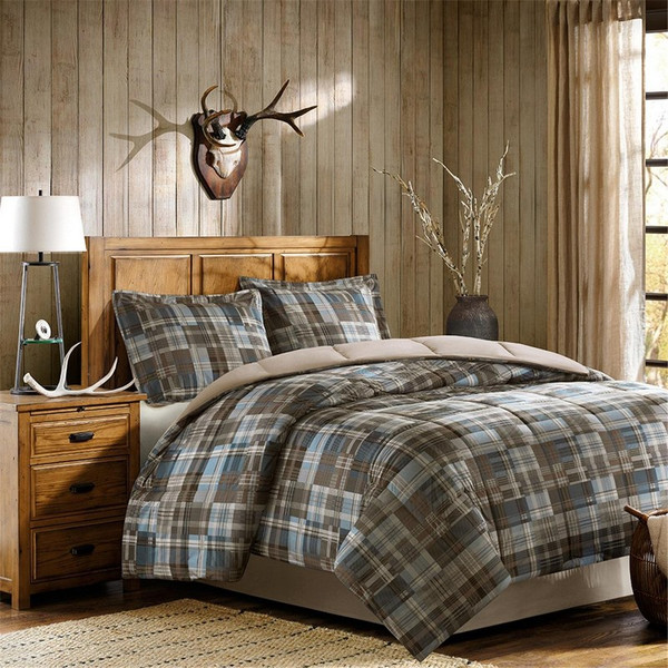 Woolrich Down Alternative Comforter Mini Set -Twin WR10-1054 By Olliix