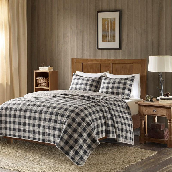 Woolrich Oversized Quilt Mini Set -King/Cal King WR14-2022 By Olliix