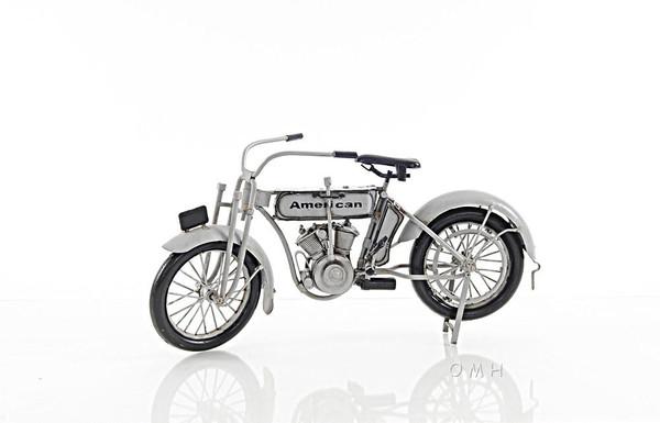 AJ056 Decoration 1911 Harley-Davidson Motorcycle Model 7D