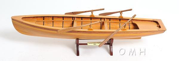 B002 Boston Whitehall Tender Canoe Model by Old Modern Handicrafts