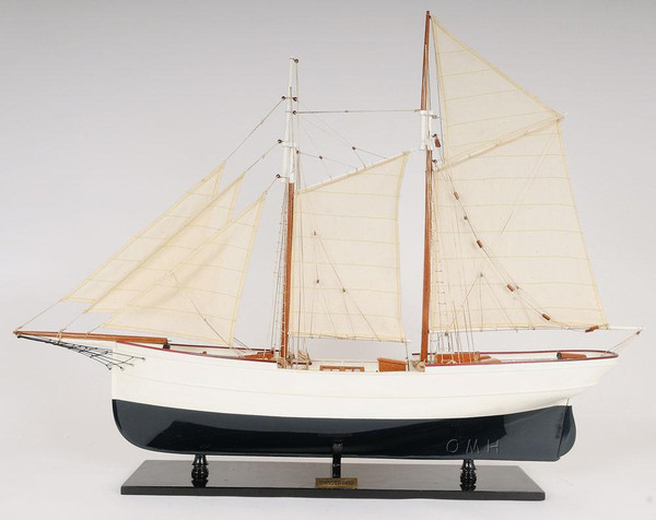 B057 WanderBird Ship Model by Old Modern Handicrafts