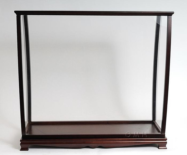 P006 Display Case for Tall Ship Medium by Old Modern Handicrafts