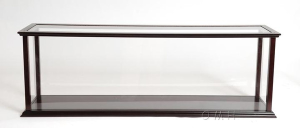 P016 Display Case for Cruise Liner Medium by Old Modern Handicrafts