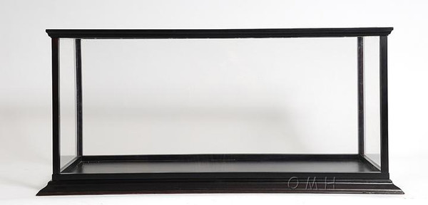 P020 Speed boat Display Case by Old Modern Handicrafts