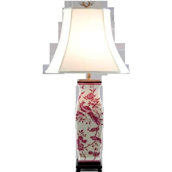 N1263 Pink Lamp by Oriental Danny