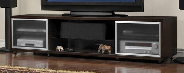 SRV Plateau Wood Tv Stand