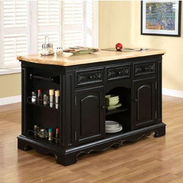 Pennfield Kitchen Island 318-416 by Powell