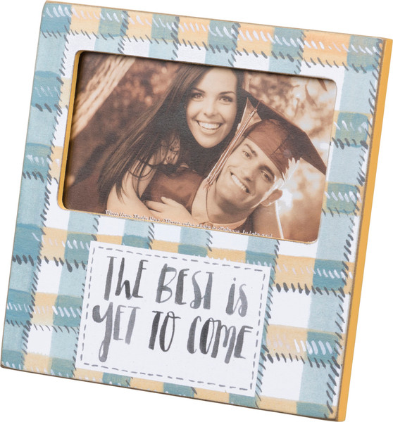 Plaque Frame - The Best - Set Of 4 (Pack Of 2) 100217 By Primitives By Kathy