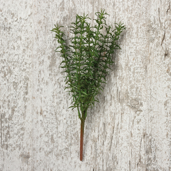 100732 Floral Pick - Rosemary - Set Of 12 By Primitives by Kathy