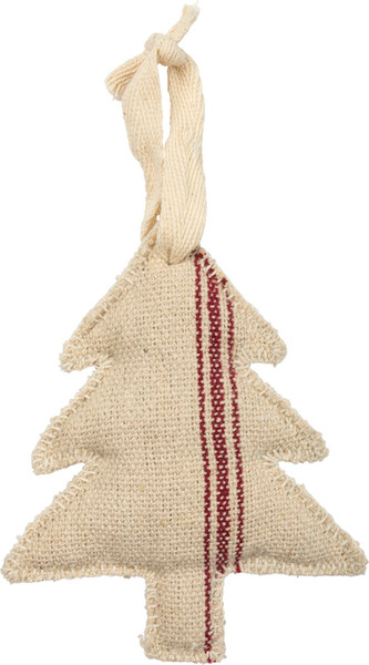 100963 Xmas Ornament - Tree - Set Of 12 By Primitives by Kathy