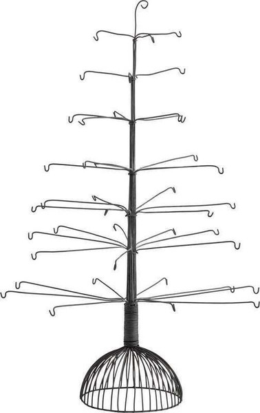 101562 Wire Tree - Set Of 2 By Primitives by Kathy