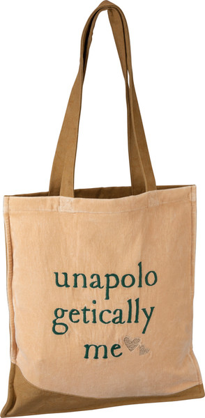 101583 Tote - Unapologetically Me - Set Of 2 By Primitives by Kathy