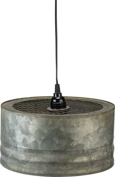 102302 Lighting - Round Basin Pendant By Primitives by Kathy
