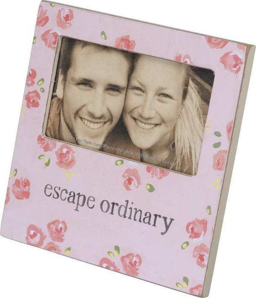 Plaque Frame - Escape - Set Of 4 (Pack Of 2) 103024 By Primitives By Kathy