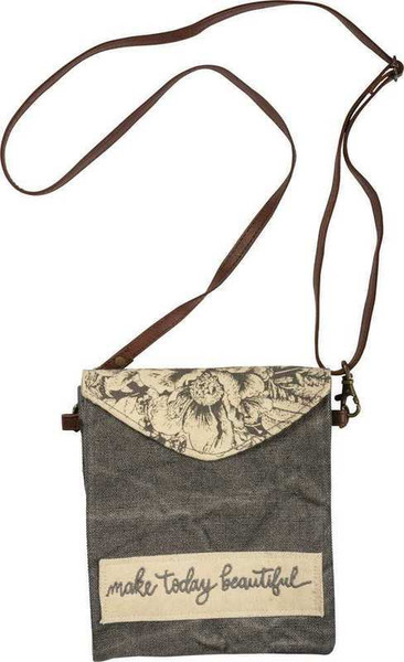 103041 Crossbody Bag - Make Today - Set Of 2 By Primitives by Kathy
