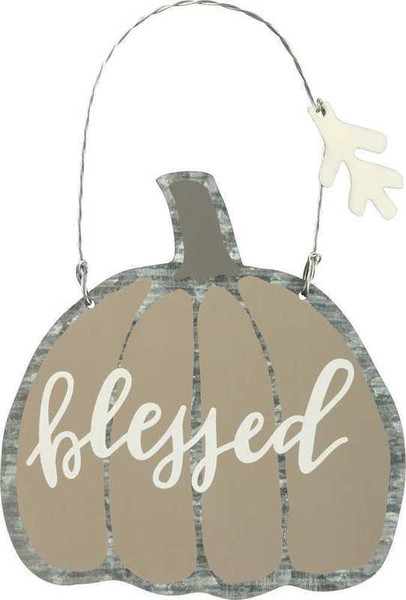 103315 Holiday Ornament - Blessed - Set Of 12 By Primitives by Kathy