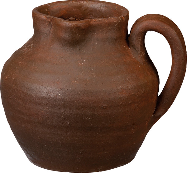 103495 Jug - Smallall Brown - Set Of 4 By Primitives by Kathy