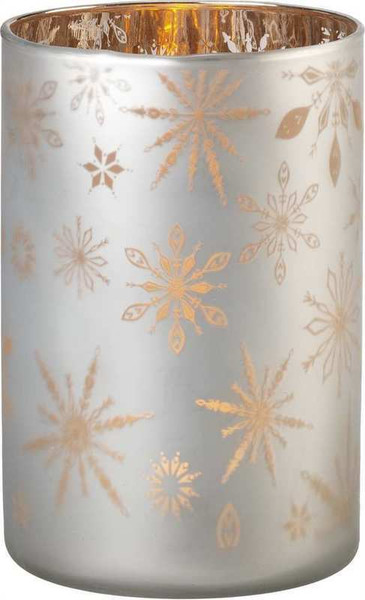 104293 Candle Holder - Large Snowflake - Set Of 6 By Primitives by Kathy