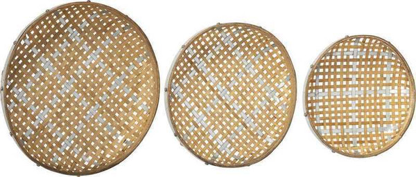 104340 Basket Set - Round By Primitives by Kathy