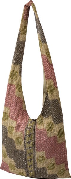 31975 Tote Bag - Kantha - Set Of 2 By Primitives by Kathy