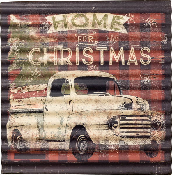 32863 Wall Decor - For Christmas - Set Of 2 By Primitives by Kathy