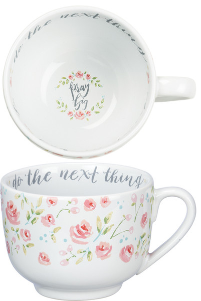 Mug - Trust (Pack Of 4) 37729 By Primitives By Kathy