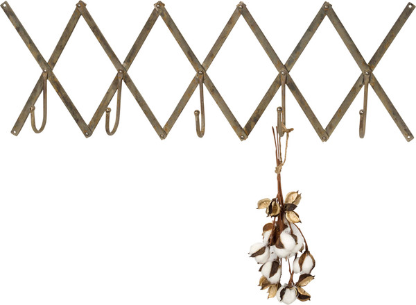 38367 Adjustable Coat Hanger - Set Of 2 By Primitives by Kathy