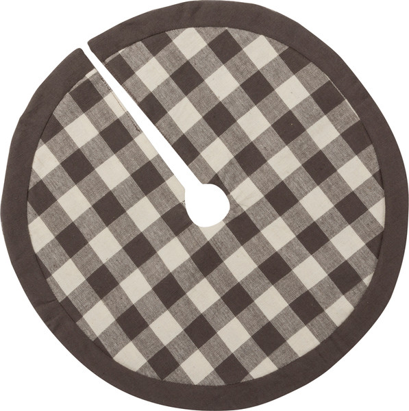 Small Tree Skirt - Buffalo Check - Set Of 4 (Pack Of 2) 39783 By Primitives By Kathy