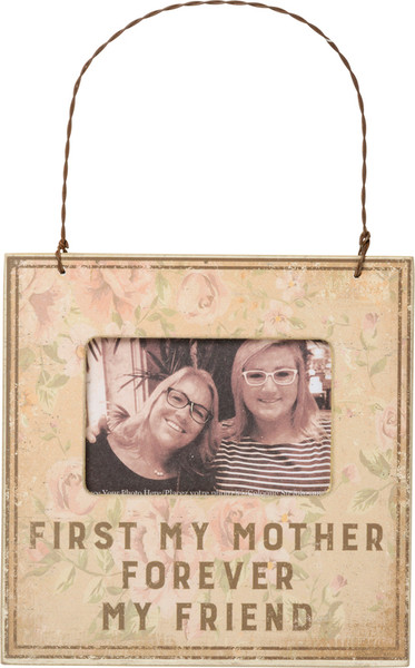 Mini Frame - First My Mother - Set Of 4 (Pack Of 3) 39932 By Primitives By Kathy