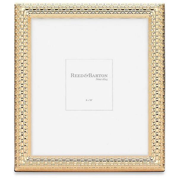 R&B Watchband Gold Frame 8X10 4180