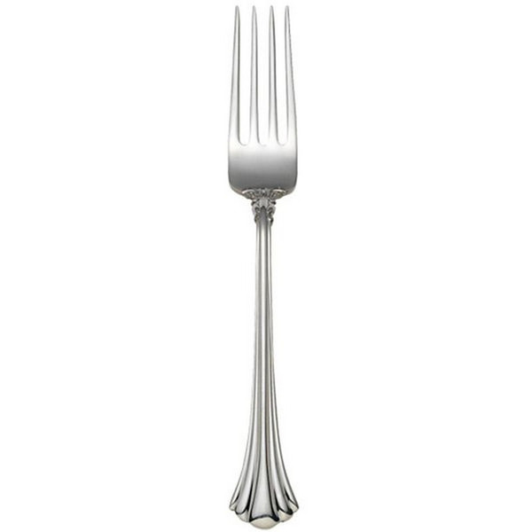 Reed And Barton 18th Century Sterling Large Place Fork - 7200003