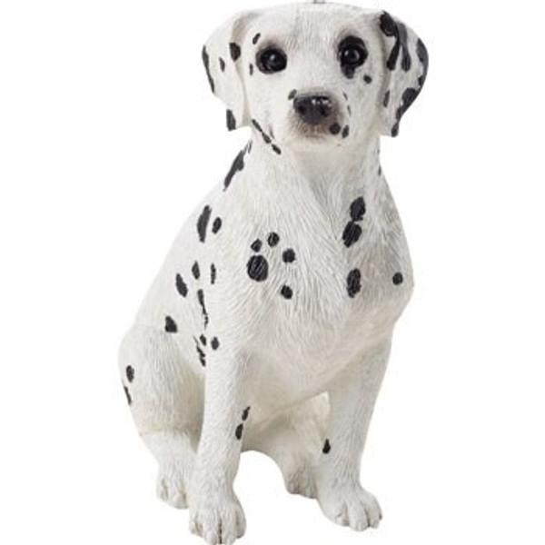 Sandicast Small Size Sitting Dalmatian Sculpture - SS04501