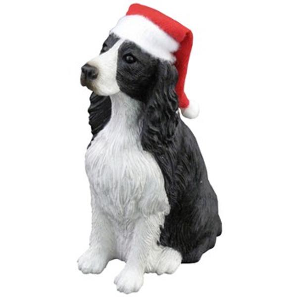 Sandicast Christmas Ornament White