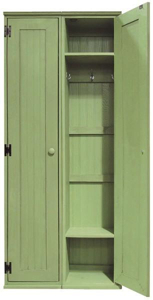 111d Sawdust Locker Cabinet