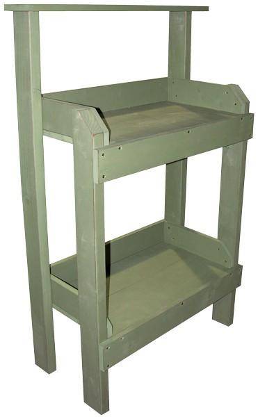 44 Sawdust Small Potting Bench