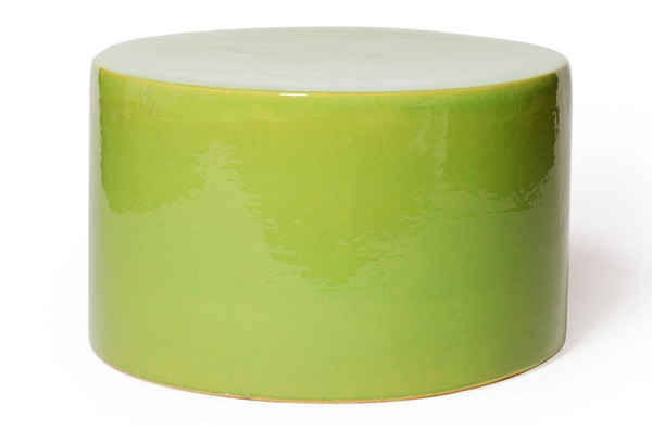 308FT276P2AG Baby Caroness Accent Table - Apple Green