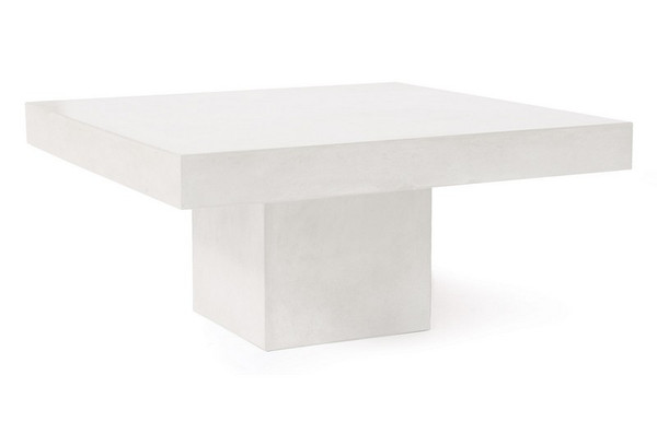 501FT101P2W Perpetual Provence Ivory - White Coffee Table