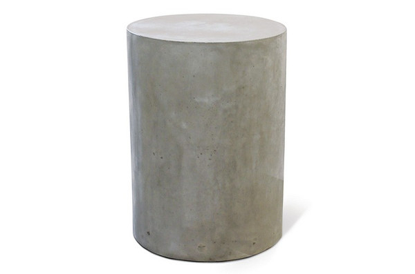 501FT127P2G Perpetual Ben Slate Gray Accent Table