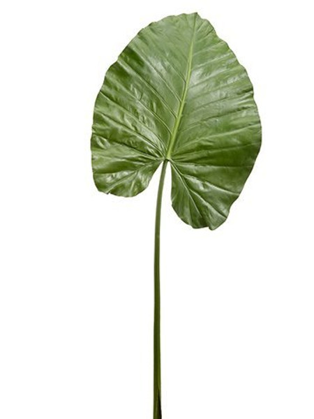"43"" Elephant Ear Leaf SprayGreen 12 Pieces PSE050-GR"