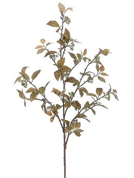 """48"""" Hoya Leaf Spray Green 6 Pieces PSH036-GR"""