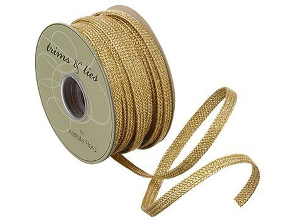 10Yd Cord Gold 6 Pieces RR4040-GO