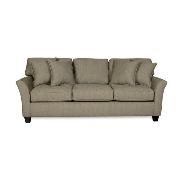 1698M-00-SFB334-30692 Sofab Callie Essence Pewter Sofa With Accent Pillows