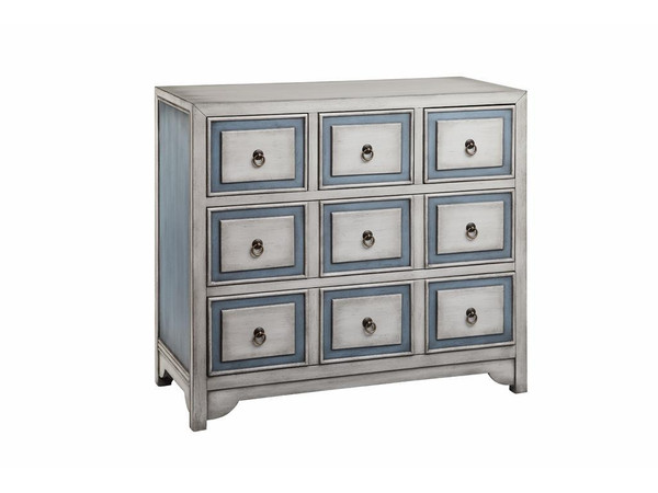 Stein World Natural Conway Accent Chest With Five Drawers 13168